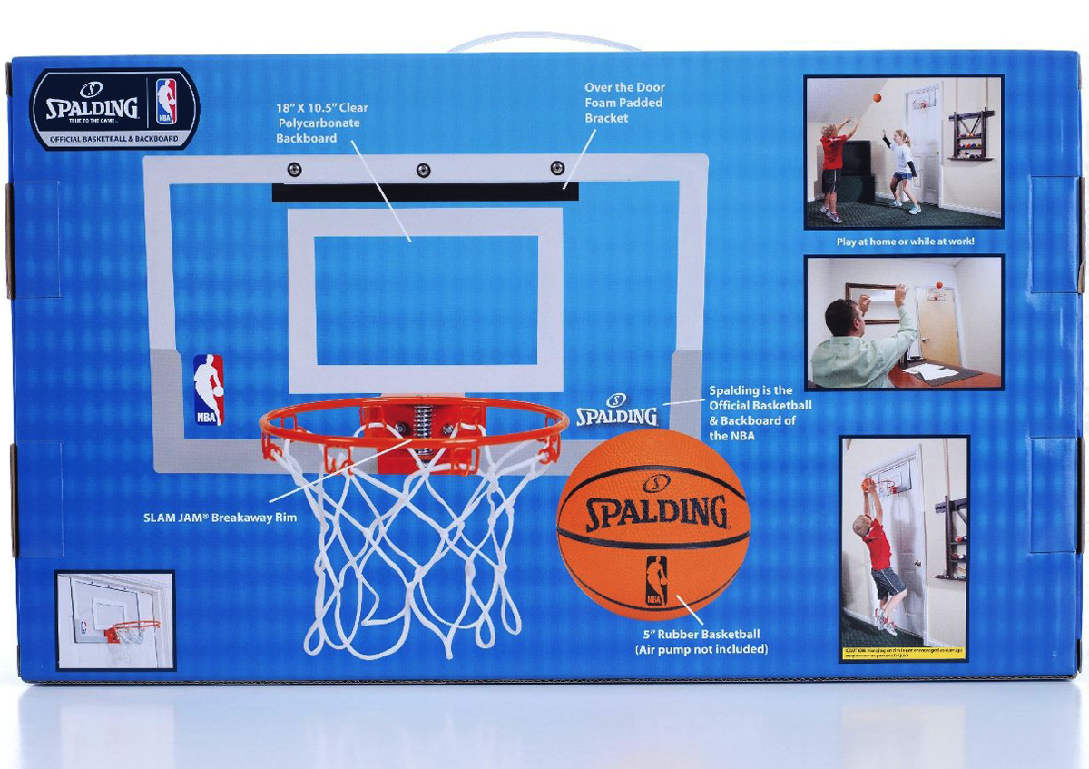 NBA Slam Jam Mini Hoop
