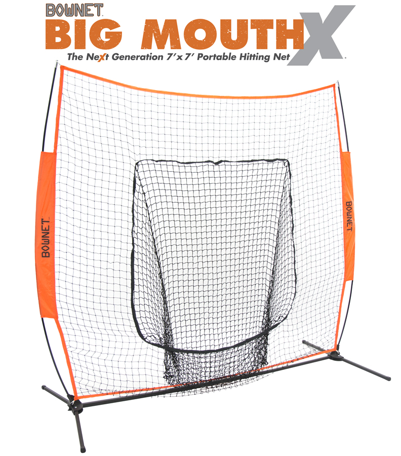 Bow Net Big Mouth