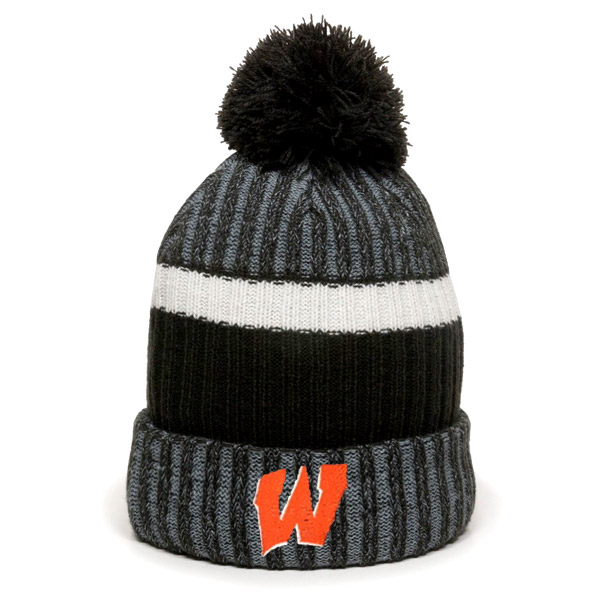Washougal HS Fleece Lined Knit Cap