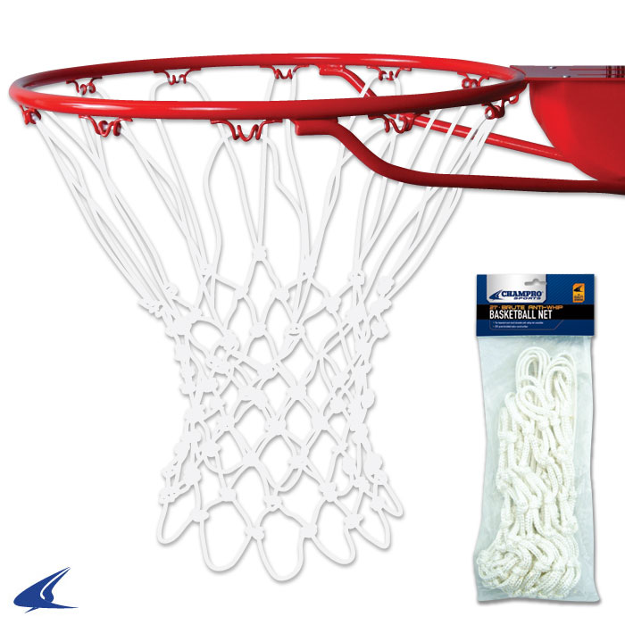 Anti-Whip Basketball Net