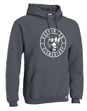 Hockinson Heights Hoodie with screened front logo