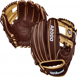 "WILSON 2018 A2000 1787 11.75"" INFIELD GLOVE - RIGHT HAND THROW"