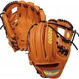 "WILSON 2018 A2000 DP15 11.5"" INFIELD BASEBALL GLOVE - RIGHT HAND THROW"