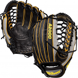 "WILSON 2018 A2000 PF92 12.25"" OUTFIELD BASEBALL GLOVE - RIGHT HAND THROW"
