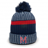 Mark Morris HS Fleece Lined Knit Cap