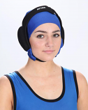 Matman Wrestling Hair Cap