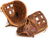 Walnut 1st Base Mitt