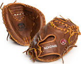 Nokona Walnut Series Catchers Mitt