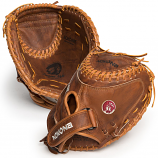 NOKONA FastPitch Catcher's Mitt W-V3250