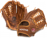 "Nokona Walnut 12.75"" Modified Trap Baseball Glove"