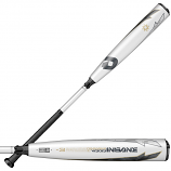 DeMarini 2019 VOODOO INSANE (-3) BBCOR BASEBALL BAT